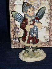 NIB! Boyds Folkstones KRISTABELL FAERIEFROST...THE FROST FAERIE figurine #36002