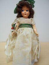 """Vintage Antique La Madelon 11"""" Doll - 1940's - Excellent"""