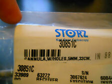 KARL STORZ 30851C CANNULA WITH HOLES 5MM X 33CM