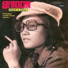 Saigon Rock & Soul: Vietnamese Classic Tracks 1968-1974 by Various Artists...