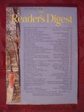 Readers Digest November 1948 Hal Borland Billy Rose Marjory Stoneman Douglas