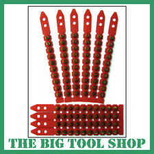 RED CARTRIDGES/SHOTS FOR HILTI DX450, DX 460 PACK 100