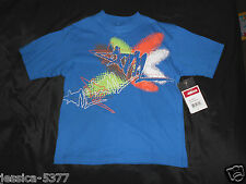 MECCA Boys  Blue T-shirt SIZE- 5   NEW