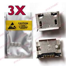 3 X New Micro USB Charging Port Charger Samsung Galaxy S2 SGH-i777 I9100T  USA