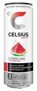 CELSIUS | Sparkling Fitness Drink, Zero Sugar, 12 oz Can | CHOOSE FLAVOR & SIZE