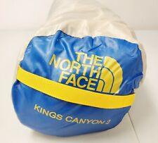 The North Face Kings Canyon 2 Tent - 3 Season - 4.2 Lb Trailweight - NEW $359