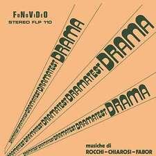 Rocchi Chiarosi Fabor - Dramatest  CD Nuovo Sigillato