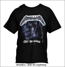 Metallica - Ride the Lightning - T-Shirt, Größe: L - *KULT*