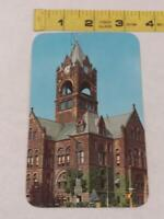 Vintage Postcard ~ County Court House LA PORTE INDIANA IN ~ Ships FREE