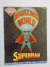 Amazing World of Superman #1 Treasury 4.0 VG (1973)