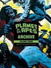 Planet of the Apes Archive 3, Hardcover by Moench, Doug; Rival, Rico (Ilt); A.