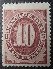 Scott # J 19, Mint Original Gum (HR)