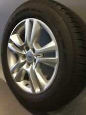 "FORD TERRITORY 17"" GENUINE ALLOY WHEELS AND TYRES"