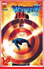 All New  WOLVERINE & X-MEN 4 04 Sept 2016 SORENTINO Marvel Panini # NEUF #