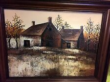 """Brent Painting 30"""" x26"""" rare"""