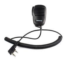 Mini PTT Lautsprecher MIC für Baofeng 888s Retevis H777 RT3 RT8 TYT MD-380 Radio