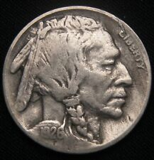 1926-S Buffalo Nickel, Key Date!