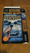 BRAINSCAN VHS BOX ONLY NO TAPE SEE DESCRIPTION HORROR TRICKSTER