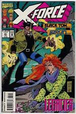 X-FORCE   #31 - 1994  - MARVEL