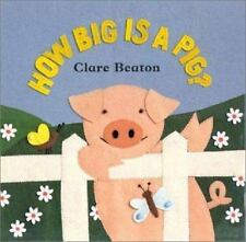 How Big Is a Pig by