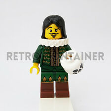 LEGO Minifigures - 1x col126 - Thespian Actor - Collectibles Omino Series 8