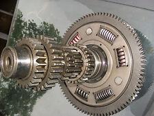 Transmission 83-85 Honda Nighthawk CB650SC Main Gear Shaft Assembly Clutch Parts