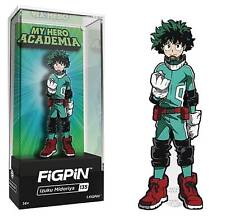 "My Hero Academia - Izuku Midoriya ""Deku"" FiGPiN 3"" Enamel Pin (CMD Collectibles)"