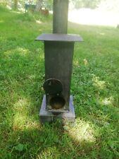Miniature Mini Wood Burner Stove Flue x2 Smoker Garage Manshed Workshop Shed