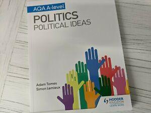 My Revision Notes: AQA A-level Politics: Political Ideas, Adam Tomes