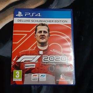 F1 2020: Deluxe Schumacher Edition (Playstation 4, 2020)