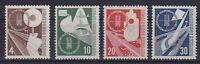 Bund Mi Nr. 167 - 170 **, Verkehrsausstellung 1953, postfrisch, MNH