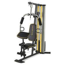 Gold's Gym Total-Body Home Gym System with 125-Pound Weight Stack | GGSY29013