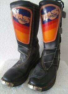 Malcolm Smith Alpinestars MS Racing Motocross Vintage Boots Size 11