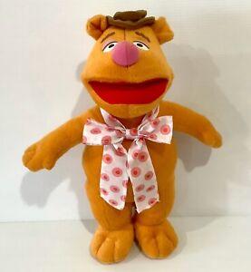 The Muppets Plush Soft Toy - Fozzy Bear - Disney - Jim Henson - 30cm