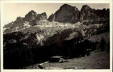 Rosengartenspitze Cima Catinaccio Italien Italia Südtirol ~1930 Dolomiten Berge