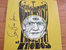 Sean Lennon signed LP in person coa + Proof! # 2 John Lennon son Beatles