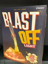 Paladone Blast Off Light - Rocket Lamp