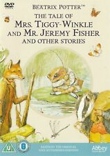 The Tail of Mrs Tiggy-Winkle and Mr Jeremy Fisher and Other Stories (DVD)