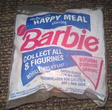 1992 Barbie McDonalds Happy Meal Toy Doll - Birthday Surprise