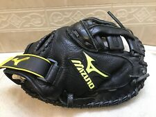 "Mizuno GXS-101 32.5"" Women's Girls Fastpitch Softball Catchers Mitt Right Throw"