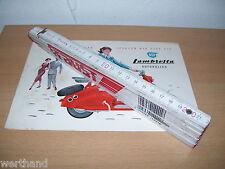 Original NSU Lambretta prospectus auteur vieil
