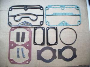 Fits Iveco Cursor Stralis Compressor Gaskets & Valves Kit LK4936 LP4857