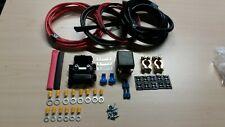 High Quality 12V 100 Amp Split Charge Kit for Campervan / Fits VW T3,T4,T5,