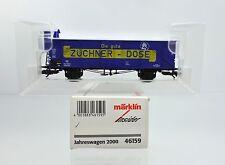 MARKLIN HO SCALE 46159 2000 INSIDER ZUCHNER DOSE FREIGHT CAR