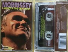 MORRISSEY - I Am Not A Dog On A Chain CASSETTE The Smiths (New/Sealed)