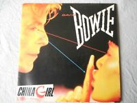 DAVID BOWIE CHINA GIRL / SHAKE IT (1983) EMI AMERICA VINYLE 45 TOURS 1866877