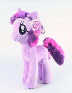 "MY LITTLE PONY cuddly PRINCESS TWILIGHT SPARKLE 10"" plush soft toy MLP - NEW!"