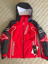 Spyder Vintage Rad Pad Jacket USA Ski Team Snowboard Women's Size 10 New $500