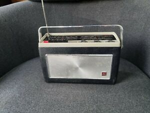 VINTAGE MURPHY TRANSISTOR RADIO RECEIVER S/N 917/13041