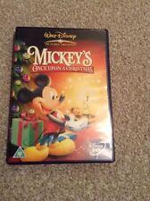 DISNEY MICKEYS ONCE UPON A CHRISTMAS DVD XMAS FUN BOYS GIRLS FAMILY FUN DVD